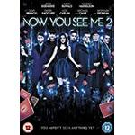 Now You See Me Filmer Now You See Me 2 [DVD] [2016]